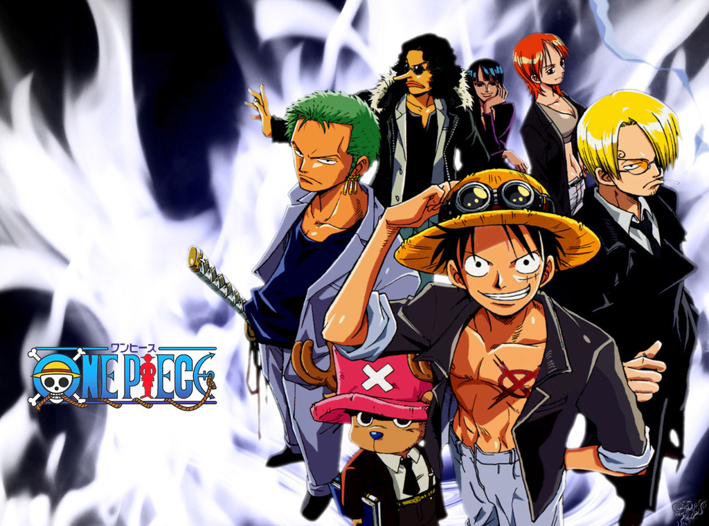 Anime Here: One Piece
