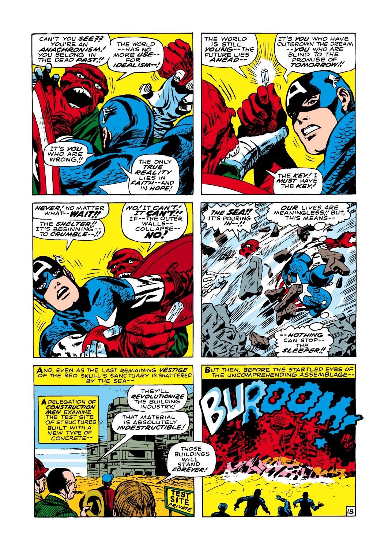 Captain America (1968) Issue #101 #15 - English 19