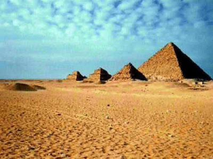 piramida di afrika-10 tempat misterius di dunia