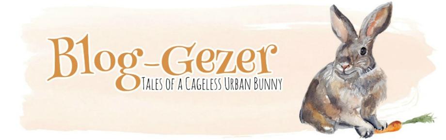 בלוג-גזר: מהגיגיו של ארנבון חופש עירוני