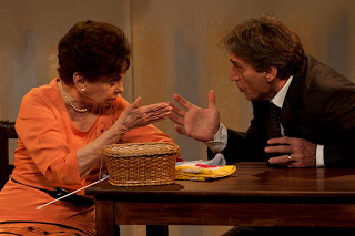 Beatriz Segall e Herson Capri em Conversando com Mamãe