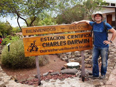Estación científica Charles Darwin