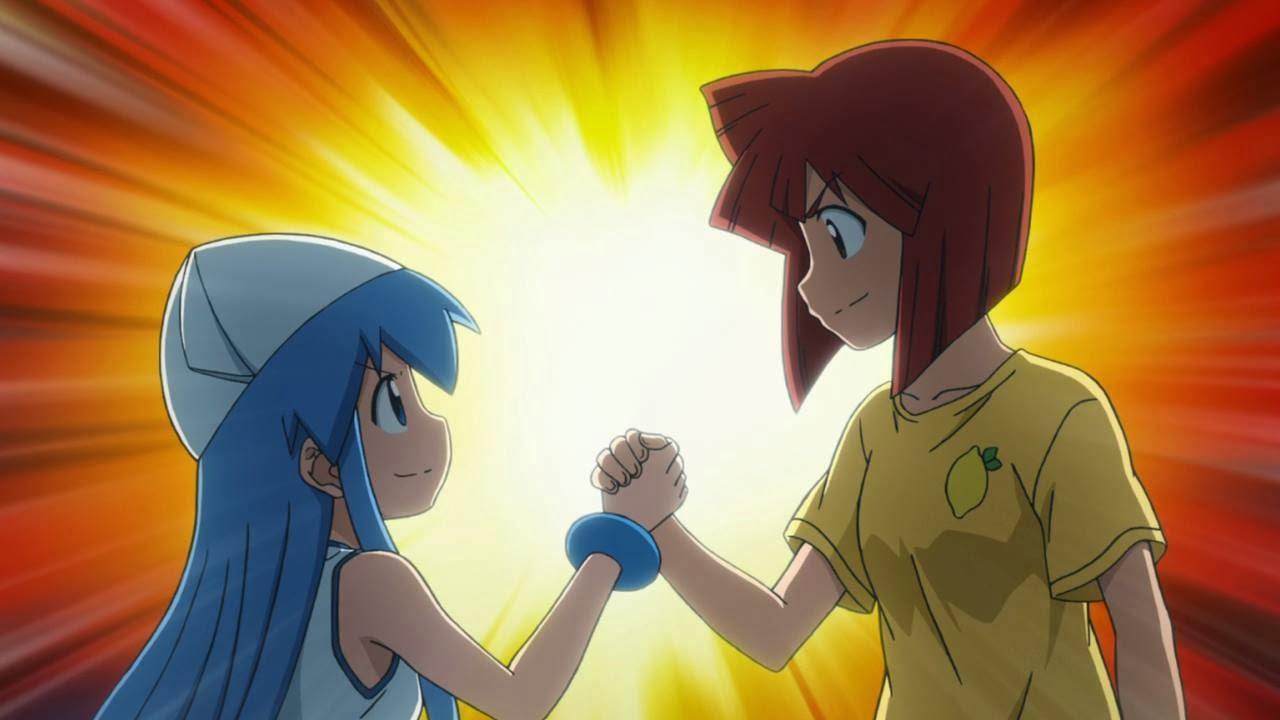 Shinryaku! Ika Musume BD Episode 12 [END] Subtitle Indonesia