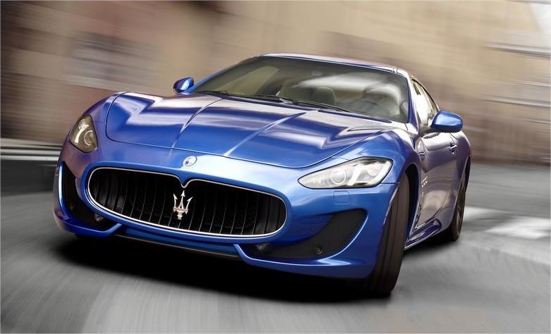 2013 New Maserati Granturismo Sport Coupe And Convertible