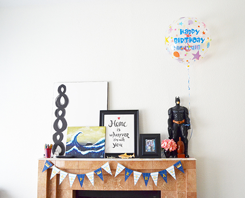 free downloaded DIY Printable Happy Birthday Crown Garland, The Little Prince DIY Printable crown, Birthday Party Garland Printable