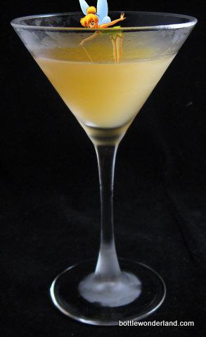 Peter Pan Cocktail Drink
