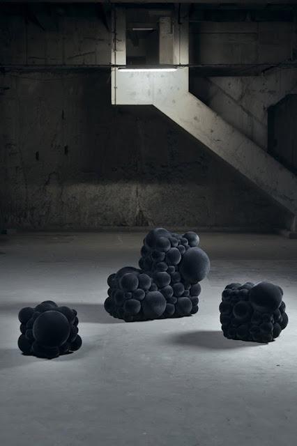 Inusuales sillas y sofás futuristas | Maarten De Ceulaer