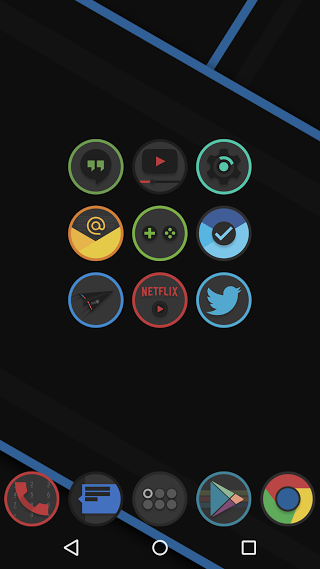 Devo - Icon Pack v3.3.1 APK