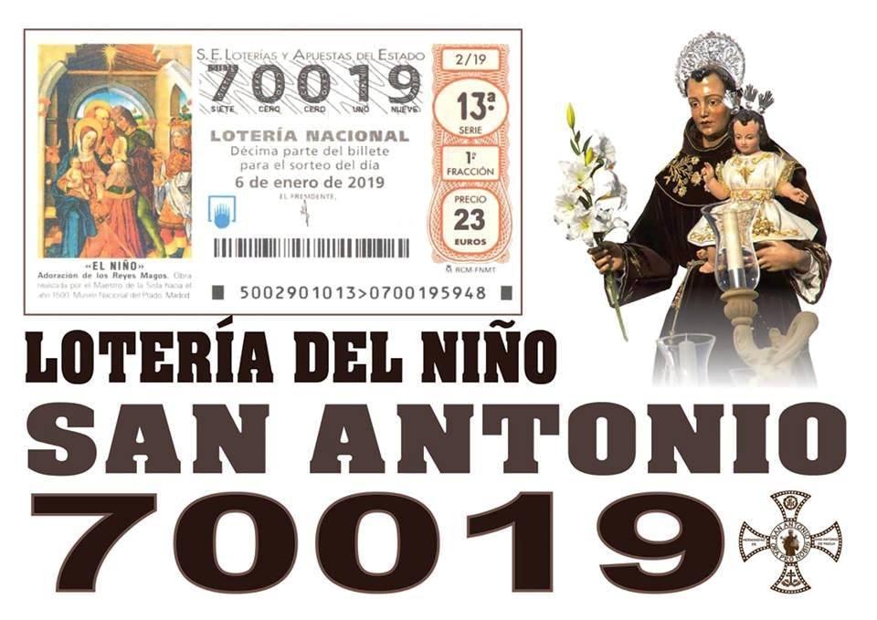 Loteria del Niño 2018-19