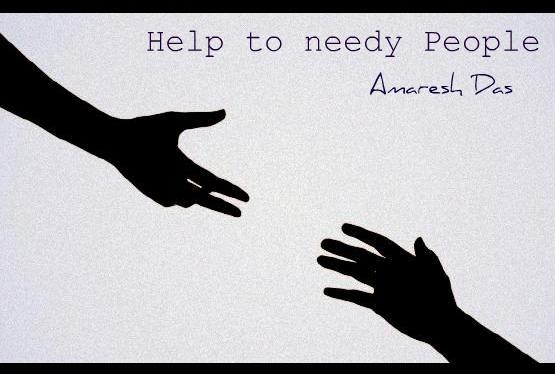 helping the needy The purpose of the lesson is to create an awareness of local agencies that  provide services for needy people, teens, and families in the community  students will.