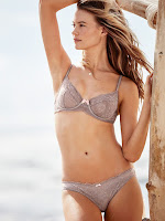 Behati Prinsloo for Victoria's Secret Lookbook