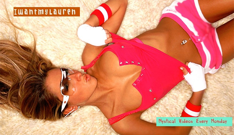 Hot Lauren Francesca Nude Naked Bikini