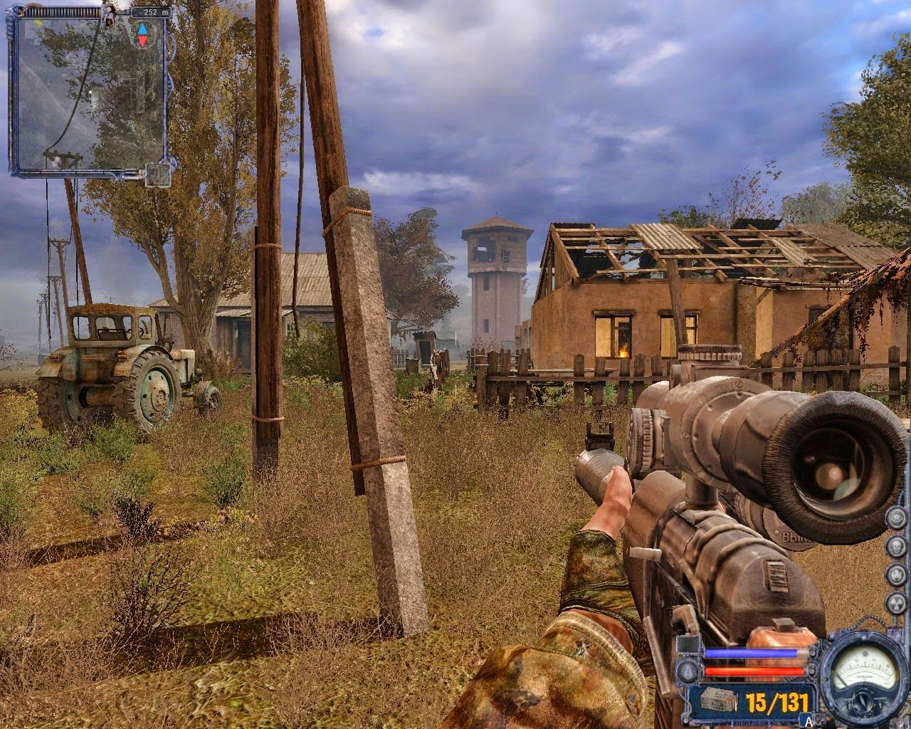 S.T.A.L.K.E.R.: Clear Sky Action Shooting