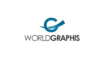 world graphis free logo