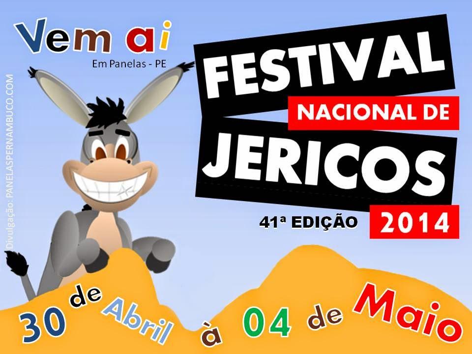 Festival Nacional de Jericos 2014 em Panelas-PE