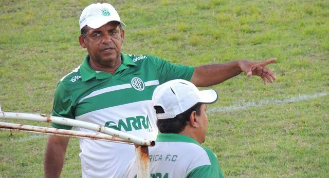 Sonora com Valter Mendes, técnico do SUB-20