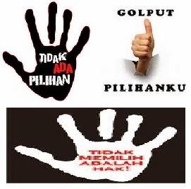 GOLPUT-terwujud.com