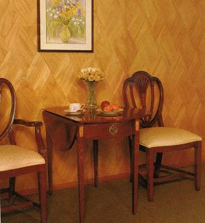 dinding kayu membuat suasana alami rumah idaman kita