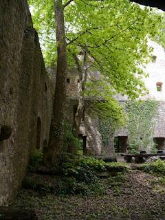 Hintere Schlossruine Neuenbürg