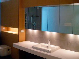 Mueble de baño hecho por Abaco S.L.