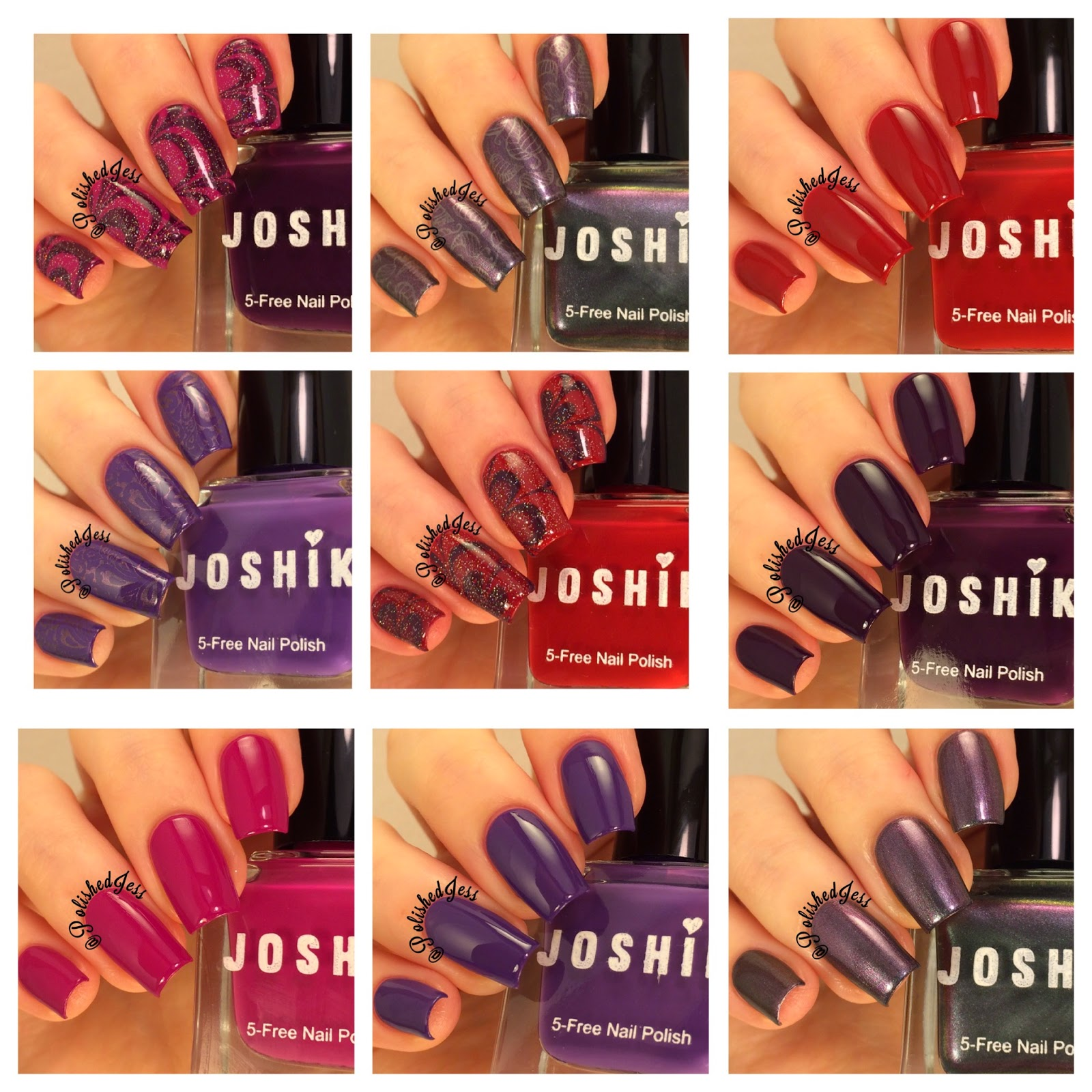 Polished Jess : Joshik Polish - Selections
