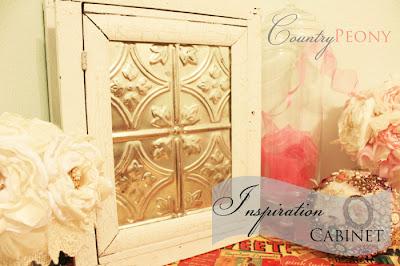Inspiration Cabinet