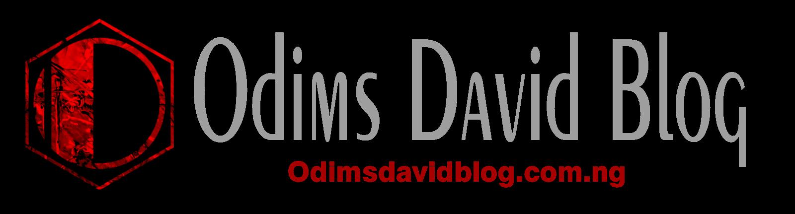 Odims David Blog