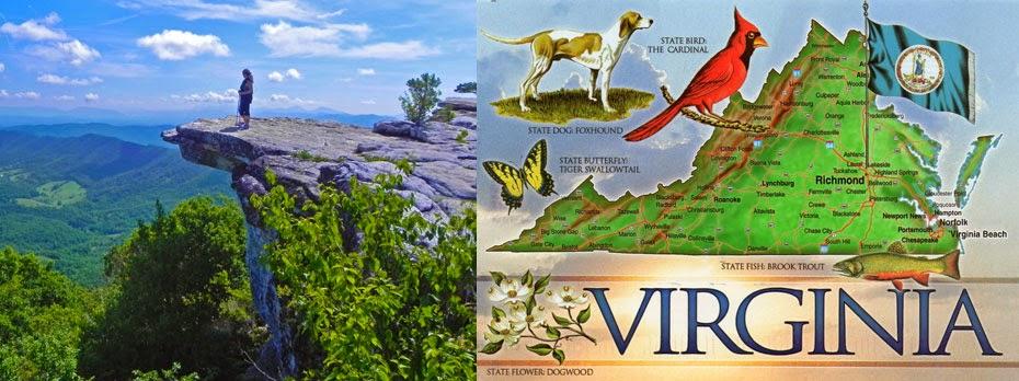 Exploring Virginia - 2015