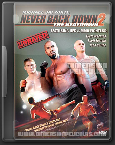 Never Back Down 2 (DVDRip Ingles Subtitulado) (2011)