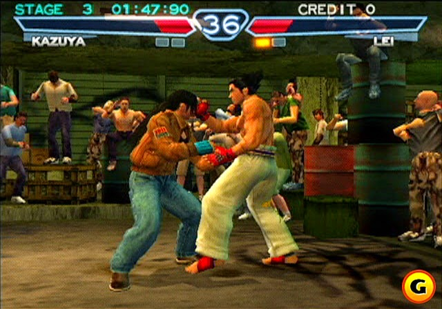 Tekken 3 PC Installment