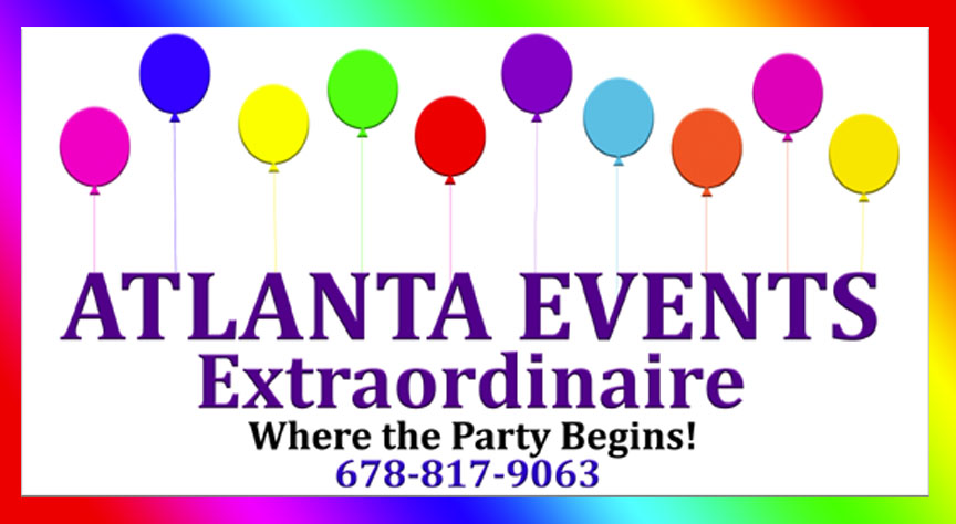Atlanta Events Extraordinaire Party Blog