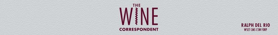 Wine Correspondent