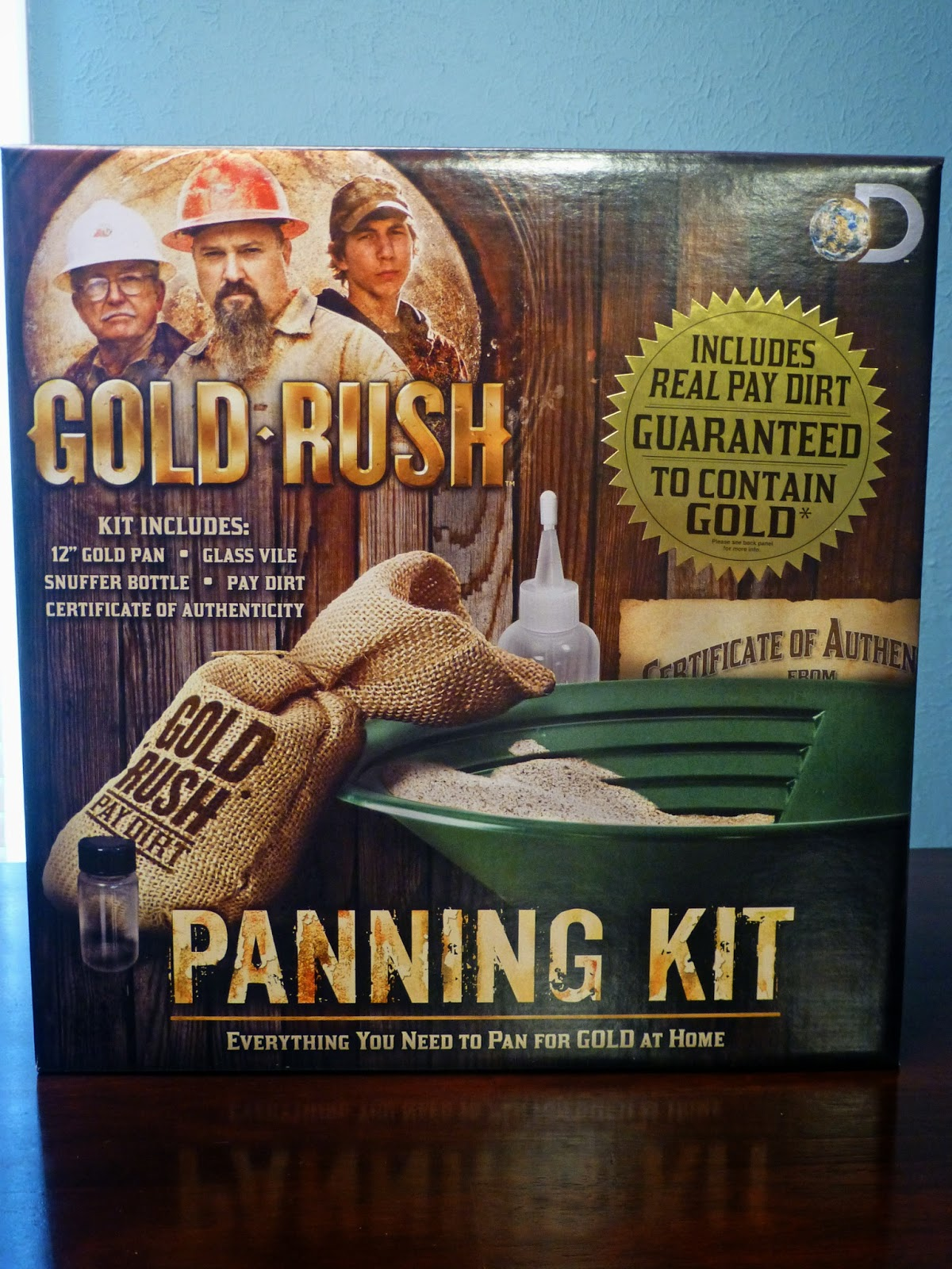 theresa u0027s mixed nuts pay dirt company official gold rush panning