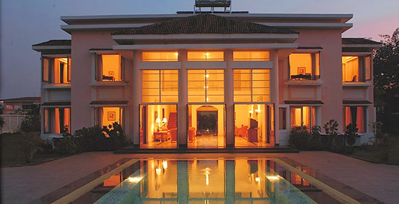 Private Villa at the Lalit Golf and Spa Resort