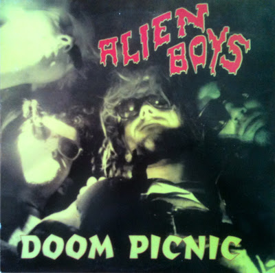 Alien Boys - Doom Picnic 10