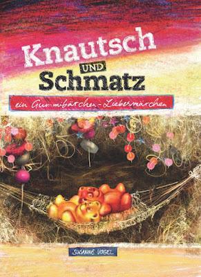 Das Titelbild von Knautsch und Schmatz von Susanne Vogel