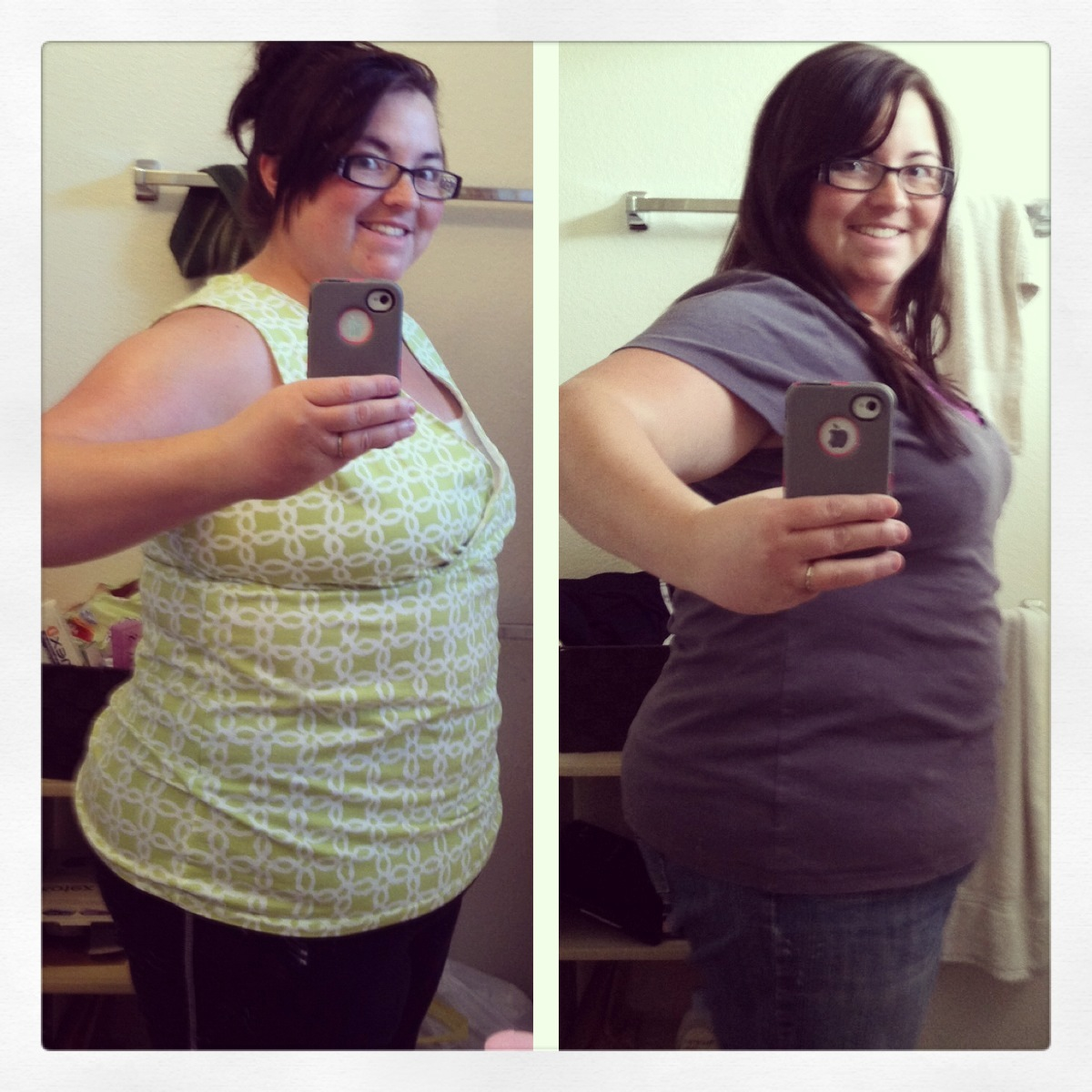 54 year old woman lose weight