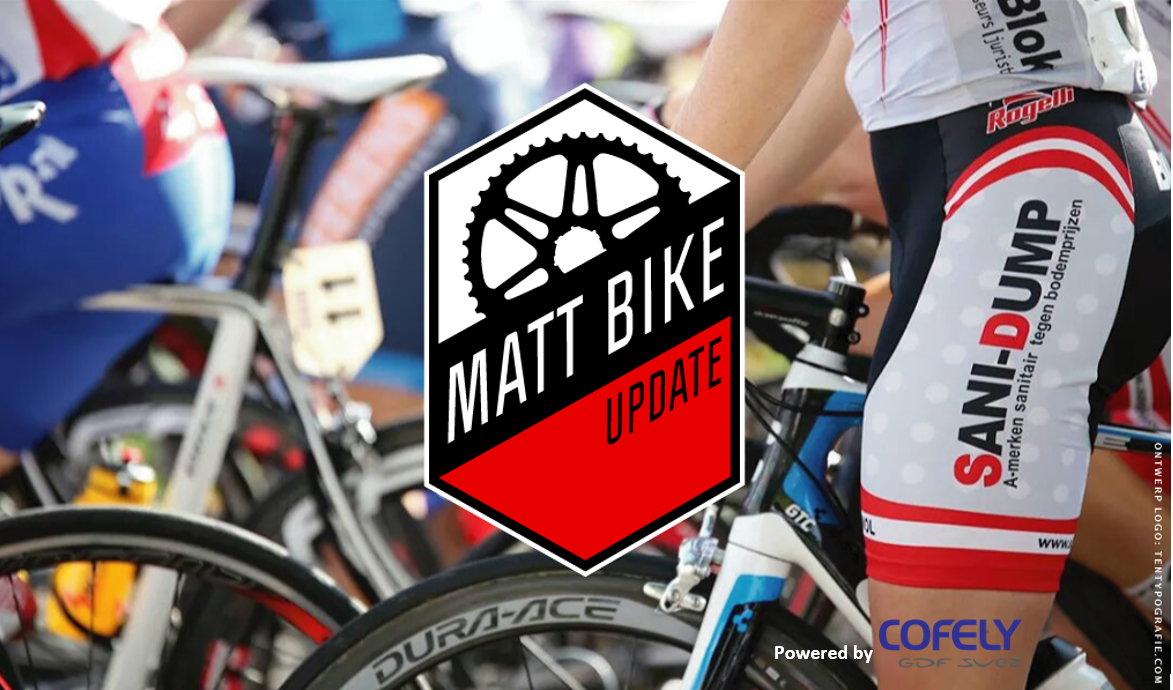 Matt Bike Update