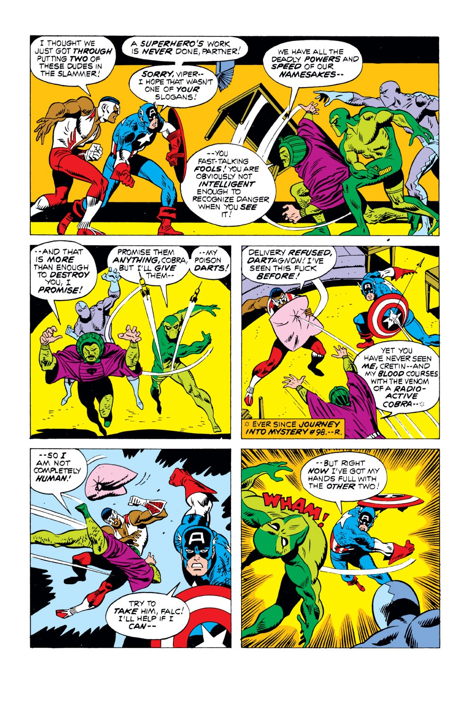 Captain America (1968) Issue #163 #77 - English 8