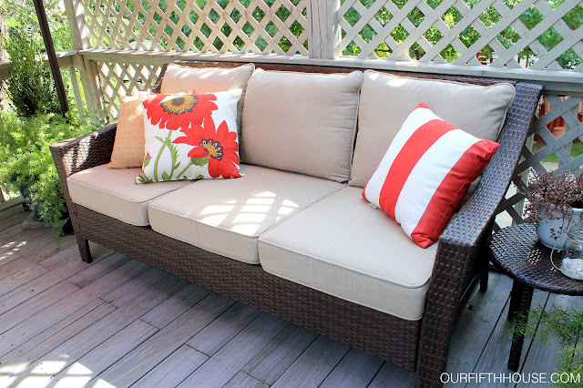outdoor Target furniture