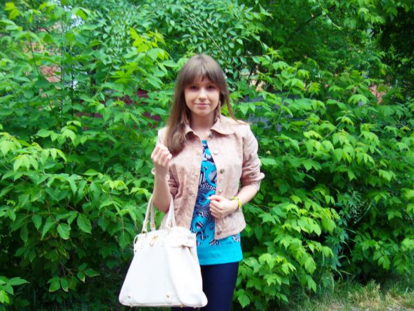 Bags, Denim Jacket, Handmade, High Heels, Jackets, Leggings, Lisette, Outfits, Sewing, Shoes, Tops
