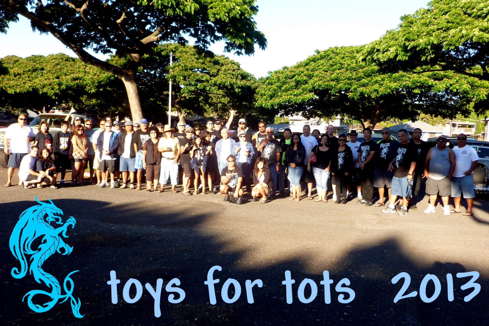 Toys For Tots 2013 : Bleizn fx hawaii independent cruise nights toys for