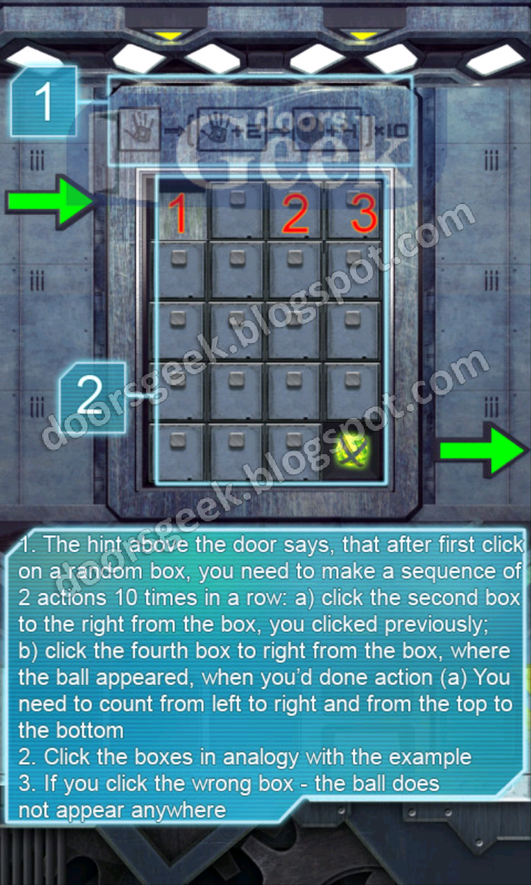 100 doors aliens space level 64 doors geek for 100 doors 2 door 11