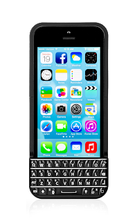 iPhone Rasa BB Dengan Typo Keyboards