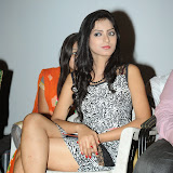 Ruby Parihar Photos in Short Dress at Premalo ABC Movie Audio Launch Function 96