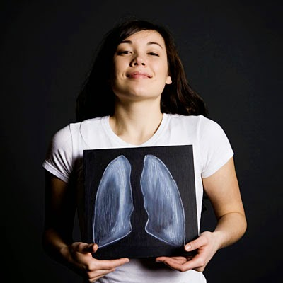 Panyakit kanker paru diklaim pembunuh nomer hiji pikeun awewe