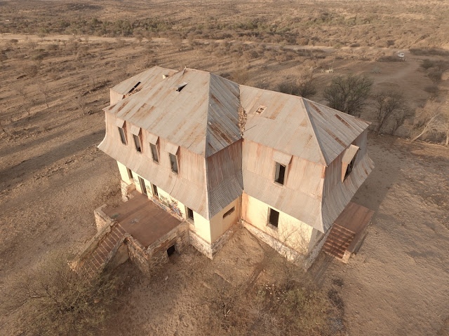 Liebig Ghost House, Khomas Hochland, Namibia - photo gallery