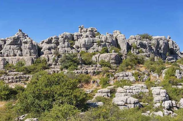 Ruta guiada para visitar Dólmenes, El Torcal y Antequera