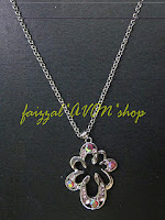 Permaisuri Hati Necklace