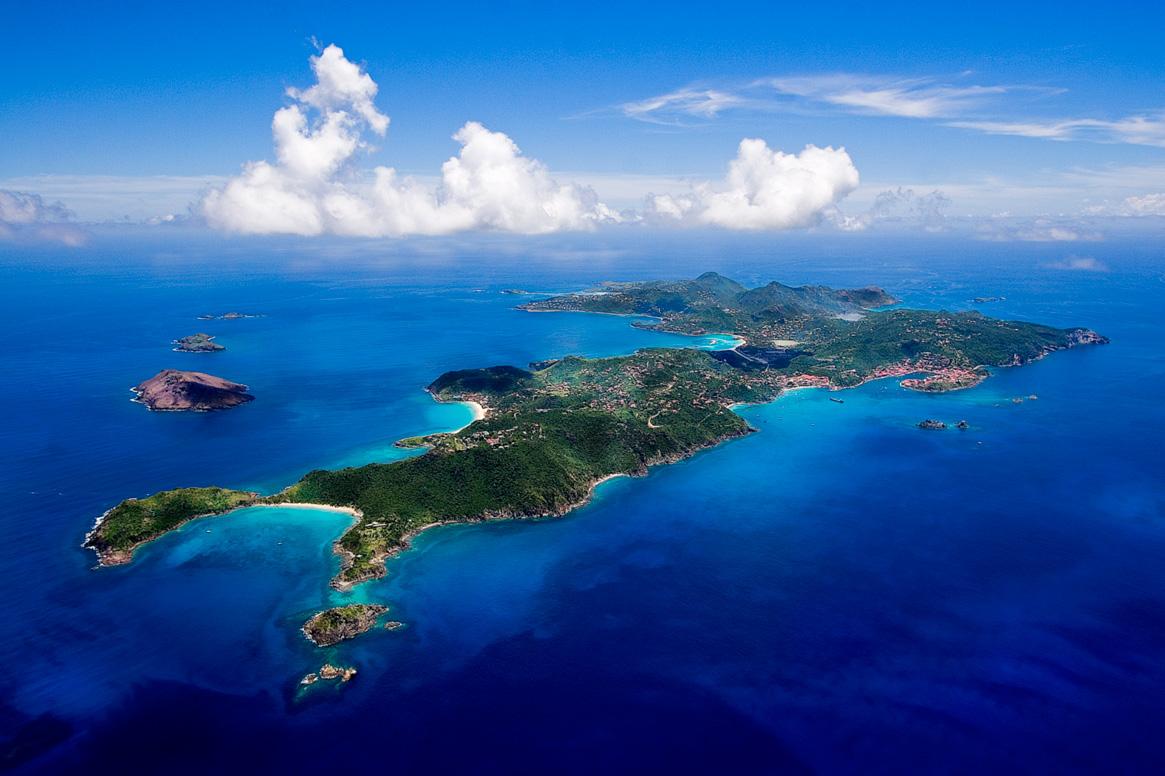 Caribbean Sea's St. Bart's